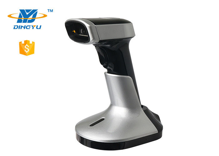 USB Bluetooth Handheld Barcode Scanner 2D QR Code With Charging Stand DS6520B-M9